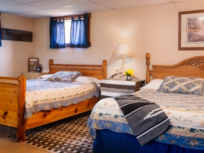The Homestead Room