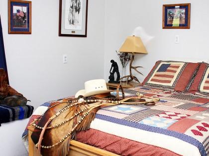 The Buckaroo Room