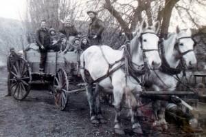 Historic Wagon Photo