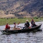 Fishing in Fossil, Oregon