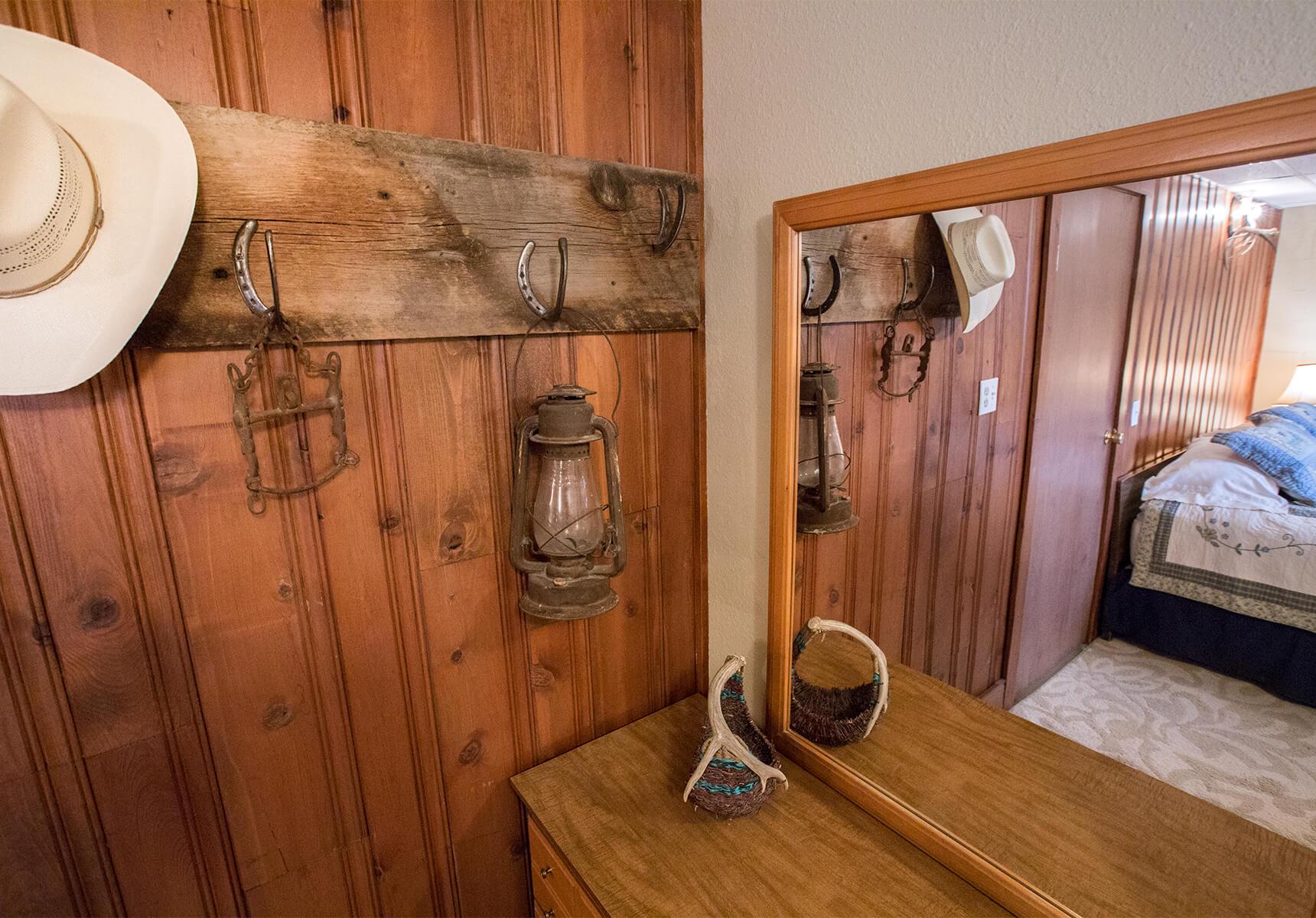 Buckhorn Room vanity