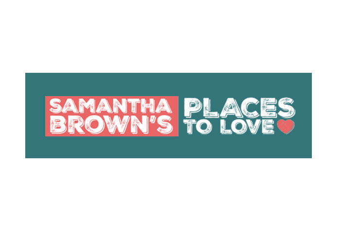 Samantha Brown's Places To Live Logo