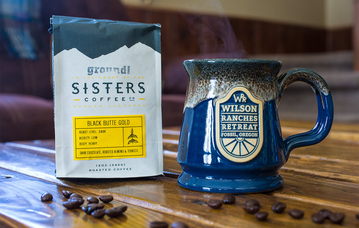 Black Butte Gold Sisters Coffee Co