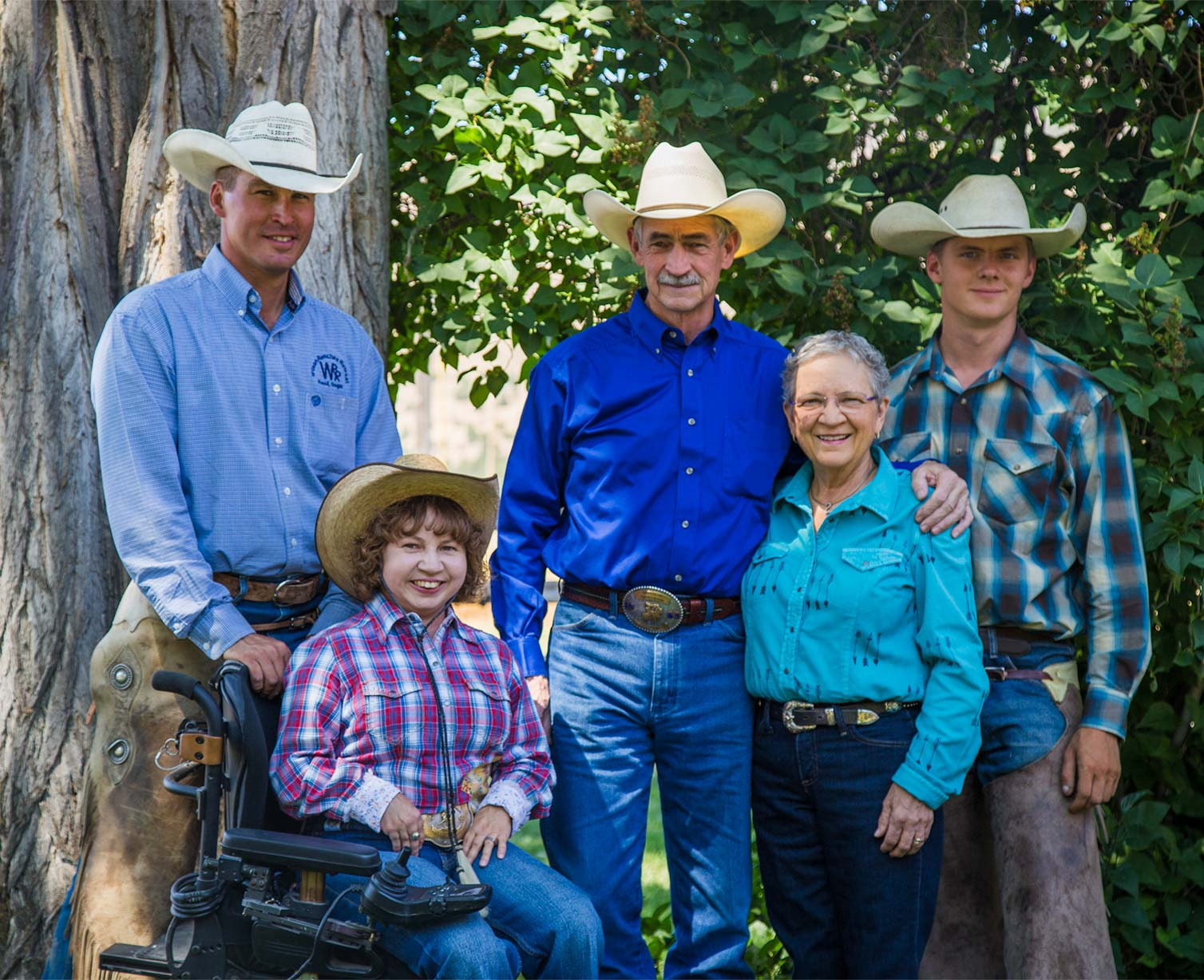 The Wilson Ranches Retreat Crew